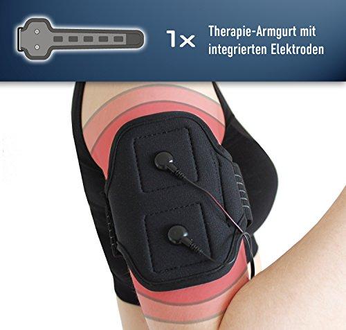 prorelax Tens/Ems SuperDuo Plus. Elektrostimulationsgerät mit besonders umfangreichem Zubehörset - 6