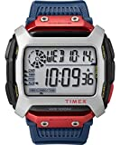 Timex Command Digital Watch for Men (Red/Blue)