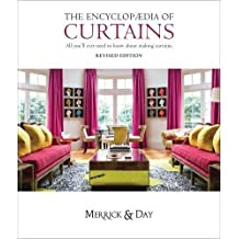 Encyclopeadia of curtains : Edition en anglais