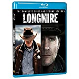 Longmire: Seasons 1 & 2 [USA] [Blu-ray]