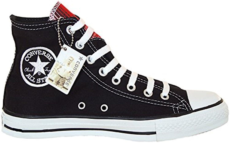 Converse All Star Chucks Schuhe CT PKT HI black/red
