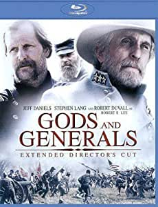Gods & Generals [Blu-ray] [Import anglais]