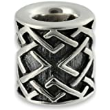 The Hobbit Jewelry Unisex-Bead Zwerg Fili 925 Sterling Silber 19010006