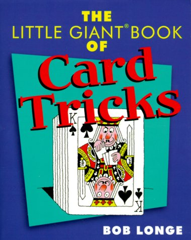 The Little Giant Book of Card Tricks (Little Giant Books)