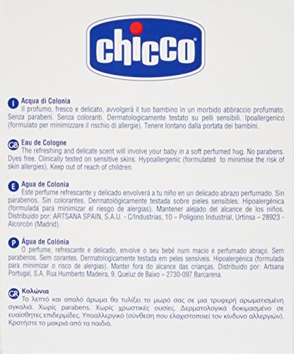 Zoom IMG-3 chicco baby moments acqua di
