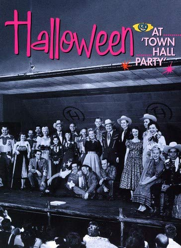 (Various Artists - Halloween At Town Hall Party, 1959)