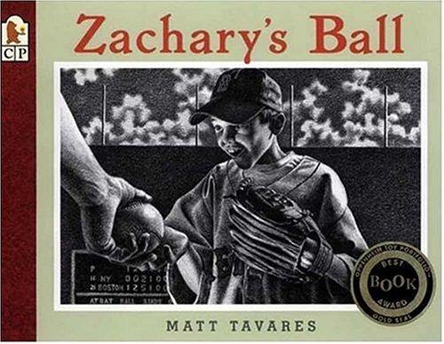 Zachary's Ball (Tavares baseball books) (Zachary Baseball)
