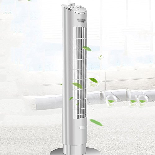 Home timing vertical floor without leaves mute fan