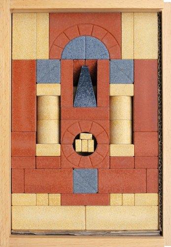 , Grundkasten Nr. 4 (55 Steine) (Anker Bausteine)
