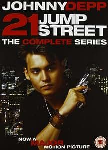 21 Jump Street - Seasons 1-5 [DVD]