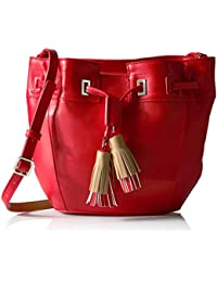 Nine West Take a Lift Crossbody Bucket Bag