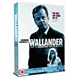 Locandina Wallander series 1-7: Before the Frost, The Village Idiot, The Brothers, The Overdose, The African, The Mastermind, The Tricksters [UK import, Region 0 PAL format]