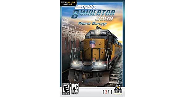 Buy Trainz Simulator 2009: World Builder - PC Online at Low Prices