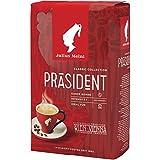 Julius Meinl Kaffee Präsident, ganze Bohnen, 5 Packungen mit jeweils 500g, gesamt 2,50 Kg