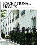 Exceptional Homes, Ein Buch, das Unternehmensgeschichte und Werkschau klassisch-zeitloser Architektur der Firma Ralf Schmitz ist (mit Texten auf Deutsch und Englisch) - 25x32 cm, 176 Seiten