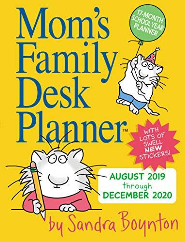 Mom's Family 2020 Planner