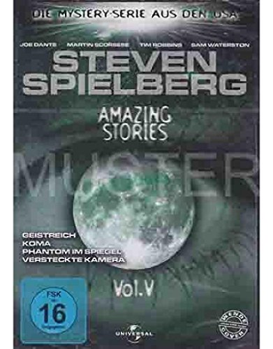 Steven Spielbergs AMAZING Stories Vol. V
