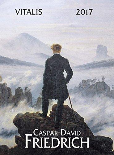 Caspar David Friedrich 2017: Minikalender -