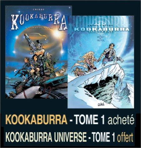 2 BD pour le prix d'1 : Kookaburra, tome 1 + Kookaburra Universe, tome 1