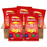 Walkers Classic Variety Crisps Box (60 Single Bags)