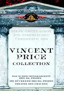 Vincent Price Collection [3 DVDs]