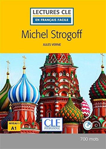 Michel Strogoff - Livre + CD MP3 por Jules Verne