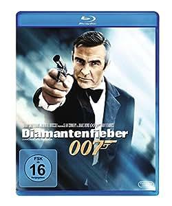 James Bond - Diamantenfieber [Blu-ray]