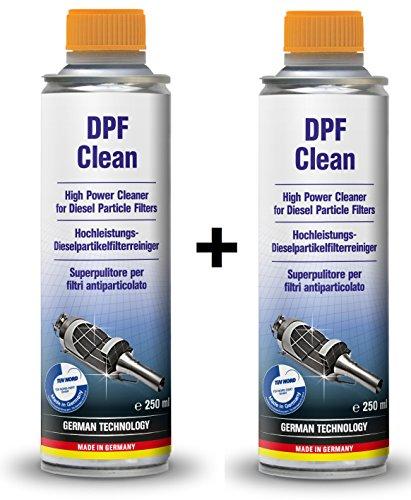 Limpiador para FAP (limpiador de filtro antipartículas diésel)