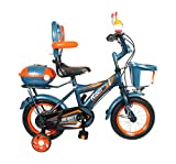 #5: Hlx-Nmc Kids Bicycle 12 Bowtie Matt Blue/Orange
