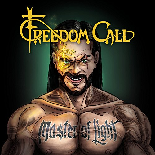 Freedom Call: Master Of Light (Audio CD)