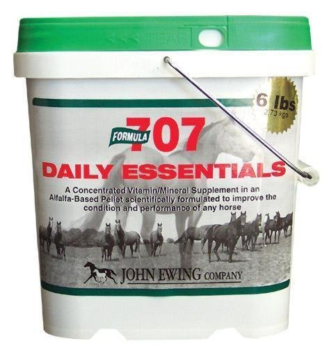 Formula 707 Daily Essentials 6 lb