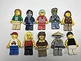 LEGO Lot of 10 Minifigures - Random mix ...