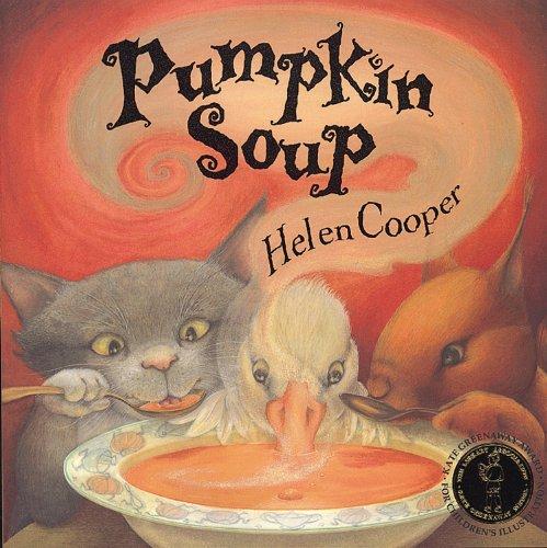 Pumpkin Soup por Helen Cooper