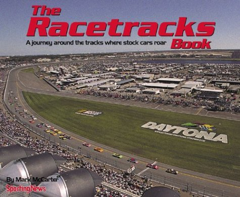The Racetracks Book por Mark McCarter