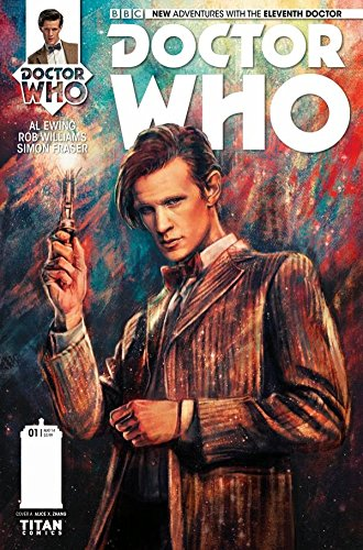 Doctor Who: The Eleventh Doctor #1 Titan Comics 1st Printing
