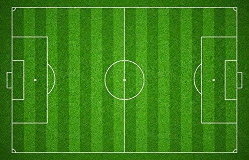 Oedim Alfombra Infantil Dormitorio niños Futbol PVC