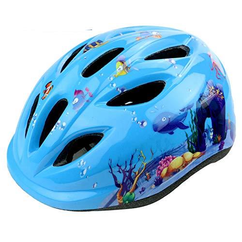 Ronshin - Casco de Ciclismo para niños
