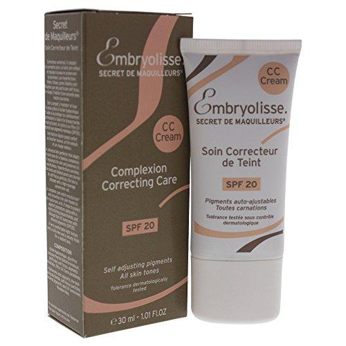Embryolisse Secret De Maquilleurs CC Cream Soin Correcteur De Teint SPF 20 30 ml