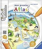 Electronique Livre Best Deals - Ravensburger - 00628 -  Jeu Éducatif Électronique - Livre - Mon Premier Atlas Tiptoi