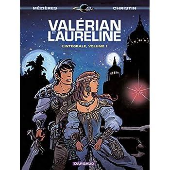 Valérian et Laureline l'Intégrale, volume 1 : Les mauvais rêves ; La cité des eaux mouvantes ; L'empire des mille planètes