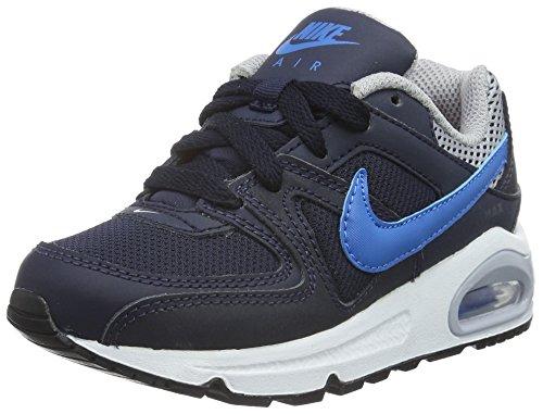 Nike Air Max Command PS, Baskets Basses Mixte Enfant, Bleu