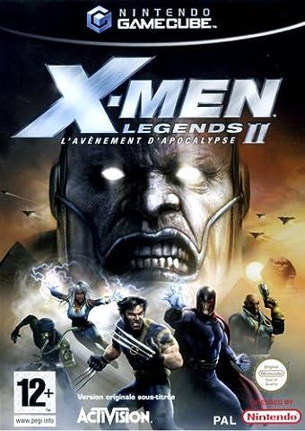 X Men Gamecube - X Men Legend 2 - Rise of