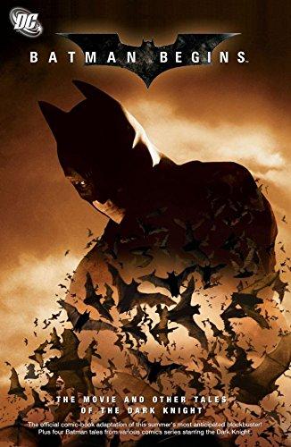 Batman Begins: The Movie & Other Tales of Dark Knight por Ed Brubaker
