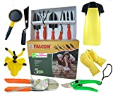 #10: Easy Gardening - Mega Garden Tools Set (Essential 12 Garden Tools Kit)