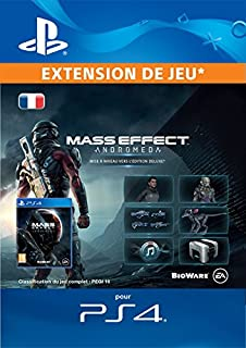 Mass Effect: Andromeda Deluxe-Upgrade Edition DLC [Code Jeu PS4 - Compte français] (B071Y8HZ2Z) | Amazon price tracker / tracking, Amazon price history charts, Amazon price watches, Amazon price drop alerts