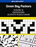 Green Bay Packers Sudoku and Crossword Activity Puzzle Book
