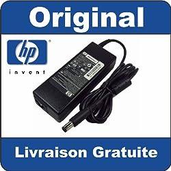 HP Chargeur Neuf Original Garantie 1 an + Cordon Secteur Pavilion dv7.
