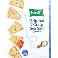Kashi - 7 Original grano mar sal Pita chips - 7,9 oz.