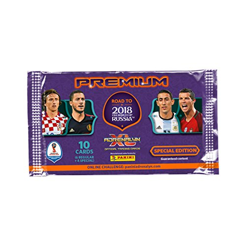 World Cup 2018 Road to Premium Paquetes de Paquetes (X20)