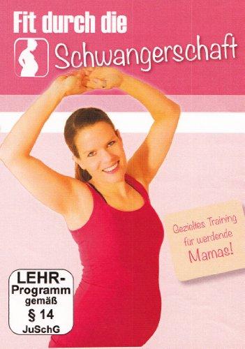Fit durch die Schwangerschaft - Schwangerschaftsgymnastik - Gezieltes Training für werdende Mütter
